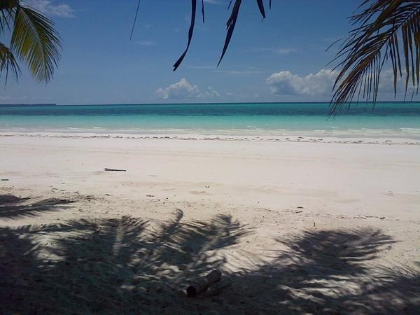 pantai pasir panjang di tual maluku tenggara