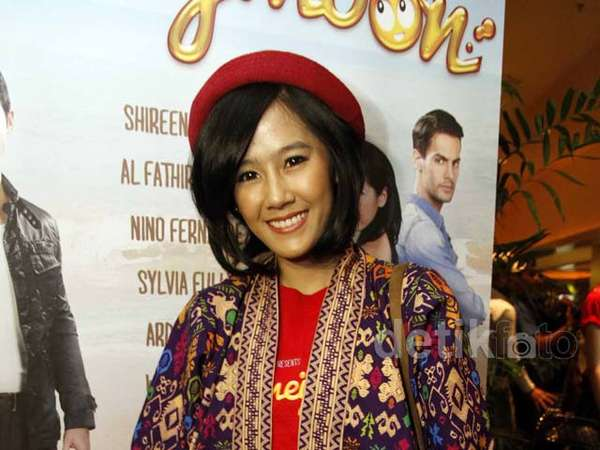 Ardina Rasti Dianiaya di Film Honeymoon