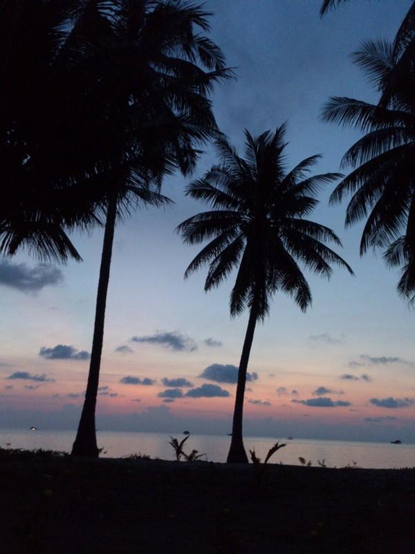 Pulau Benan Gadis Cantik Yang Belum Dandan