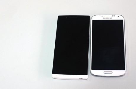 Ketika Galaxy S4 Ditantang Ponsel China