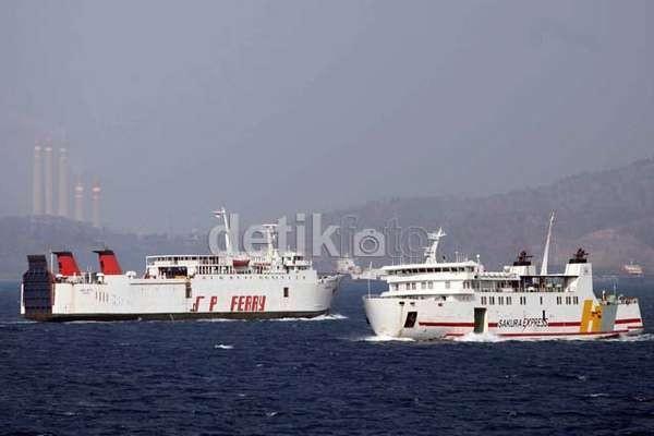 42 Kapal Roro Siap Sambut Pemudik di Pelabuhan Merak-Bakauheni