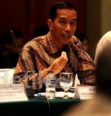 Buka Jakarta Fair, Jokowi Harap PRJ Bisa Dinikmati Seluruh Warga