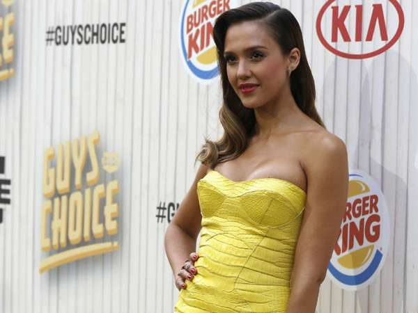 Dress Mini Jessica Alba
