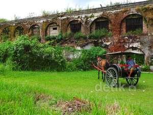 Foto-foto di Lokasi Syuting Soekarno