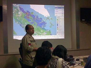 Pemerintah Indonesia Tolak Bantuan Singapura Atasi Kabut Asap