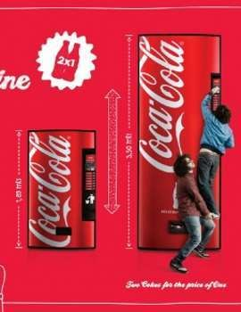 Berpelukan Dan Berbagi Gaya Unik Promosi Coca Cola Halaman 3