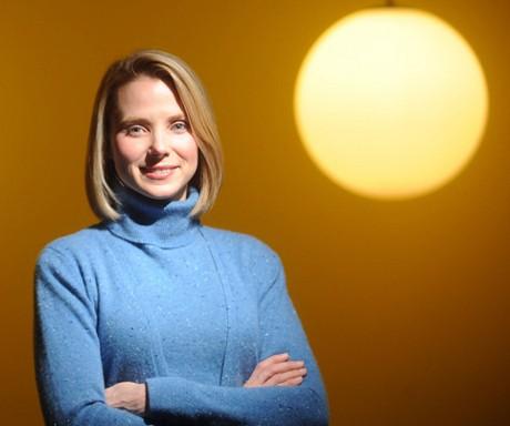 CEO Yahoo, Marissa Mayer (ist)