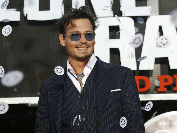 Johnny Depp Tak Lagi Gondrong