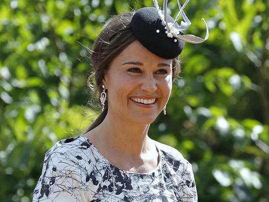 Senyum Manis Pippa Middleton