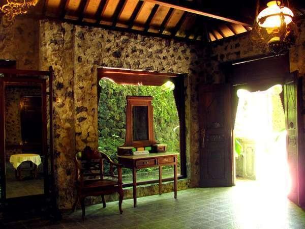 Salah satu bagian museum Ullen Sentalu (Desi Dwistratanti Sumadio/ dTraveler)