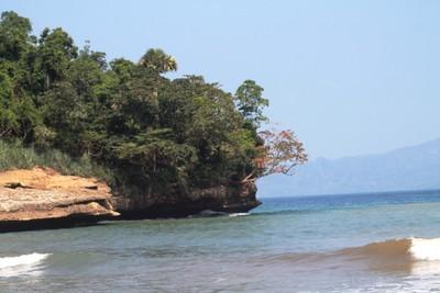 Pulang Kampung ke Tulungagung, Lihat Dulu Pantai Coro