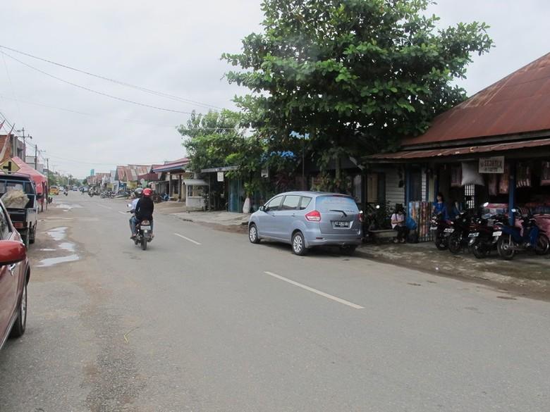 Berau Kota Yang Nyaris Tanpa Angkutan Umum
