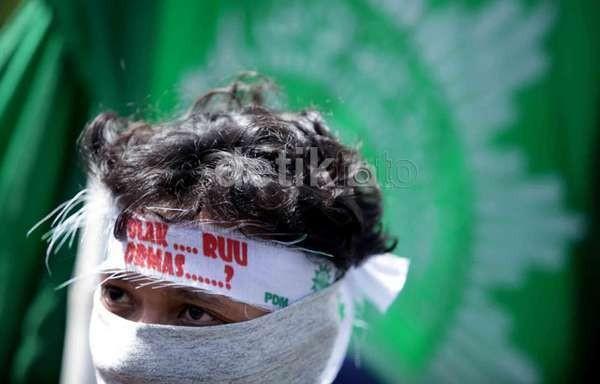 Muhammadiyah Tetap Menolak Pengesahan RUU Ormas