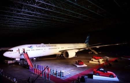 Yuk, Jajal Layanan First Class Garuda Indonesia