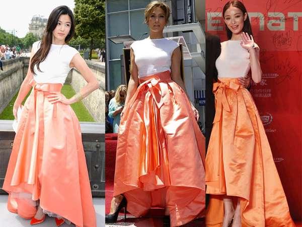 Antara Jennifer Lopez, Ni Ni, dan Jun Ji Hyun