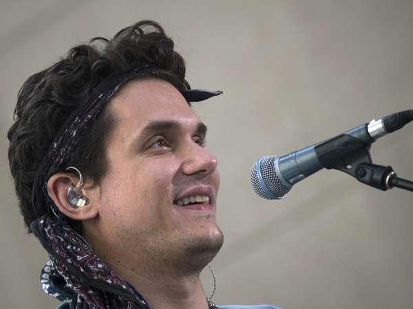 Aww, John Mayer Nyanyikan Lagu untuk Katy Perry