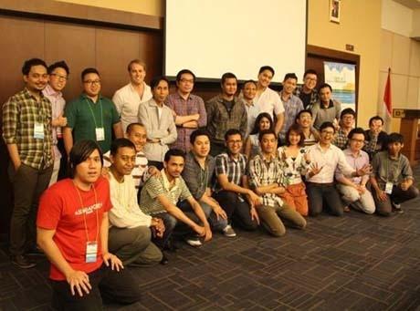 Peserta StartUp Weekend Jakarta (dok. Grupara)