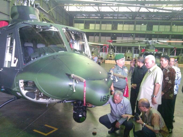 Pemprov Kaltim Kucurkan Rp 120 M untuk Hibah Helikopter Bell-412