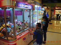 Serunya Bermain di Time Zone Batu Town Square Malang