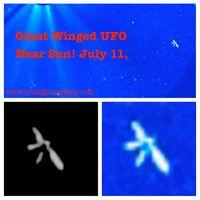 5 Foto NASA yang Dikaitkan dengan Penampakan Alien