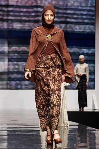 Hijab Style Guide 8 Busana Muslim Bergaya Etnik Ala Ida