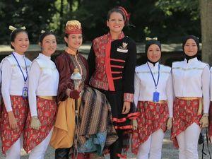 Drum Corps Indonesia Raih Perak di Belanda