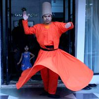 Anggota Geng Motor Yang Tobat Lewat Tarian Sufi
