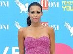 Pretty in Pink Naya Rivera