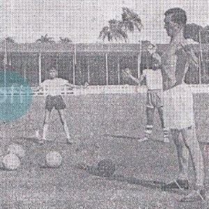 Lelaki Tua dan Sepakbola