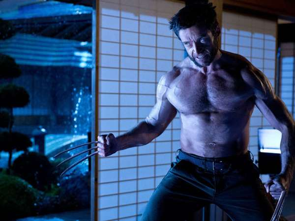Foto-foto Cuplikan Film The Wolverine