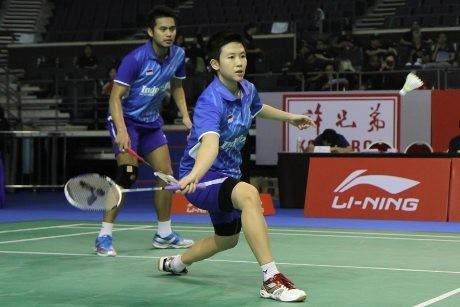 Tontowi Ahmad/Liliyana Natsir Juara Dunia