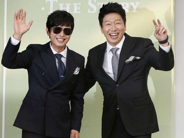 Selebriti Korea Ramaikan Pesta Pernikahan Lee Byung Hun