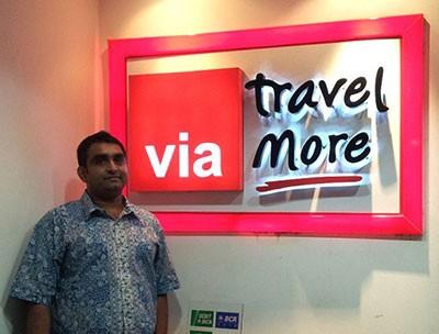 Bisnis Agen Travel Makin Berkembang dengan Via.com dan BCA KlikPay