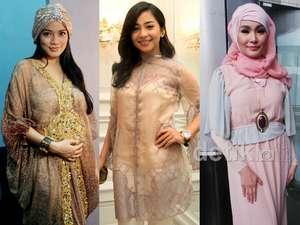 Peggy Melati Sukma Rilis Buku My Life, My Hijab
