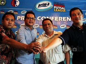Prima Indonesia Futsal League Diikuti Tujuh Klub