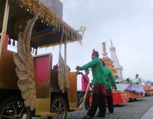 33 Kesenian Nusantara Akan Pawai di Depan Presiden SBY