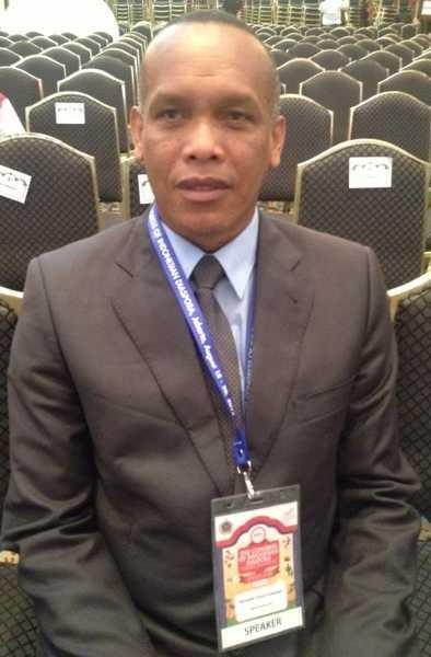 Richard Rakotonirina, Gubernur Akmil AD Madagaskar Berdarah Nusantara
