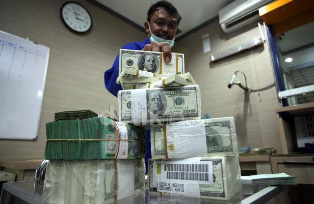Foto: Dolar AS (dok.detikFinance)