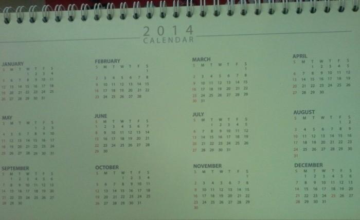 Daftar Cuti Bersama Dan Hari Libur Nasional 2014 Termasuk