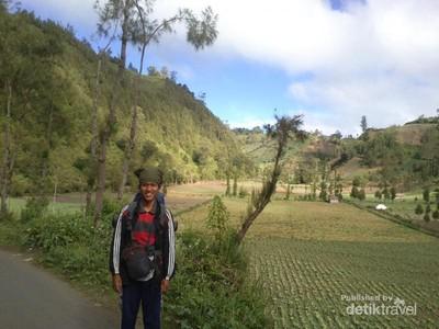 Berpijak di Daratan Tertinggi di Pulau Jawa