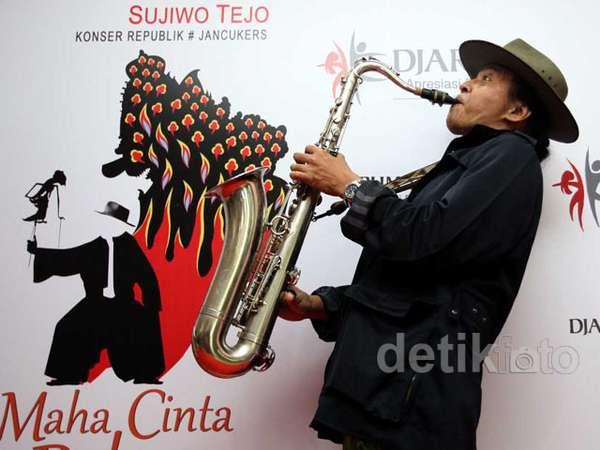 Sujiwo Tejo Gelar Konser Maha Cinta Rahwana