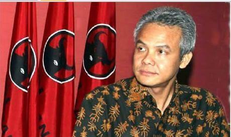 Gubernur Jateng Ganjar Pranowo Ingin Rapat Partai di Rumah Dinas
