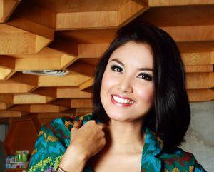 Zivanna Letisha, Jadi Presenter untuk Salurkan Hobi Ngobrol