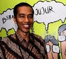 Pesona Jokowi Moncer di Situbondo dan Probolinggo