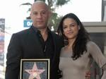 Vin Diesel Eksis di Hollywood Walk of Fame