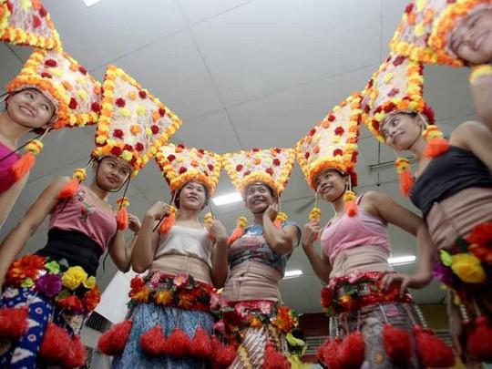 Latihan Gabungan Sri Mimpi Indonesia