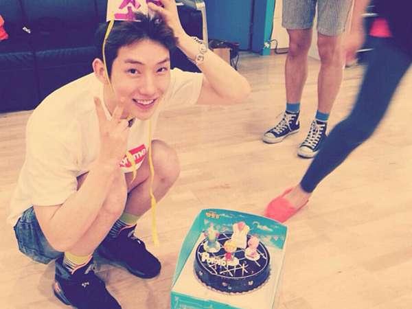 Selamat Ulang Tahun, Jo Kwon 2AM!