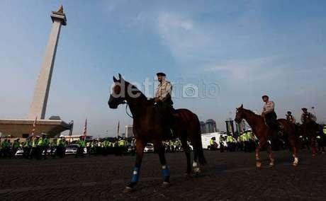PKS Tolak Nama Jl Medan Merdeka Barat Diganti Jadi Jl Soeharto