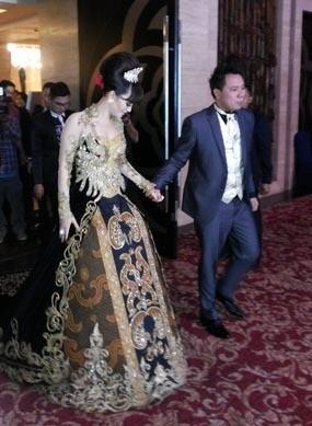 Pernikahan Zaskia \Gotik\ dan Vicky Akan Lebih Megah dan Mewah