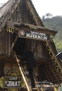 Harus Datang! Upacara Seren Taun di Sukabumi